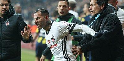 Quaresma, Fenerbahçe maçlarında sakin kalamıyor