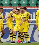 Dortmund durdurulamıyor! Seri 6 maça çıktı