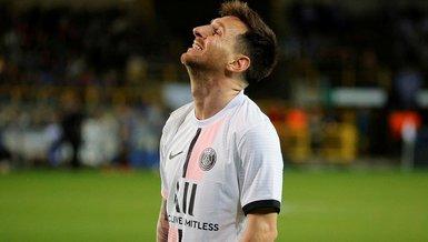 PSG'nin yıldızı Lionel Messi'nin dramı! İstenmeyen adam iddiası