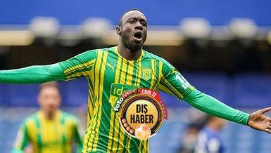 Mbaye Diagne'den transfer açıklaması geldi! Galatasaray'a dönecek mi?