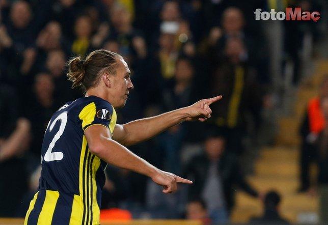 Fenerbahçe'nin forveti Michael Frey'den flaş imza! Sonrasında ise...