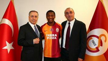 Sekidika Galatasaray'a dönüyor