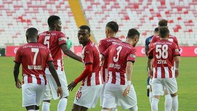 Sivasspor 2-1 Kasımpaşa   MAÇ SONUCU