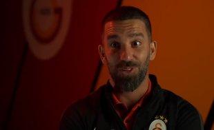 Galatasaray Arda Turan'ı böyle duyurdu!