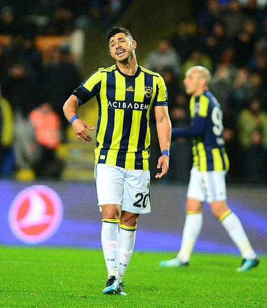 Giuliano Fenerbahçe'yi uçuruyor
