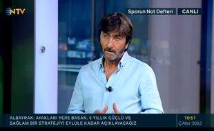 Rıdvan Dilmen'den Fabri açıklaması