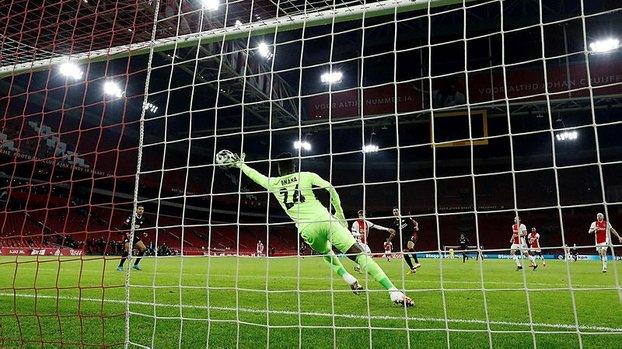 Ajax'ın kalecisi Andre Onana'ya 1 yıl men cezası! #