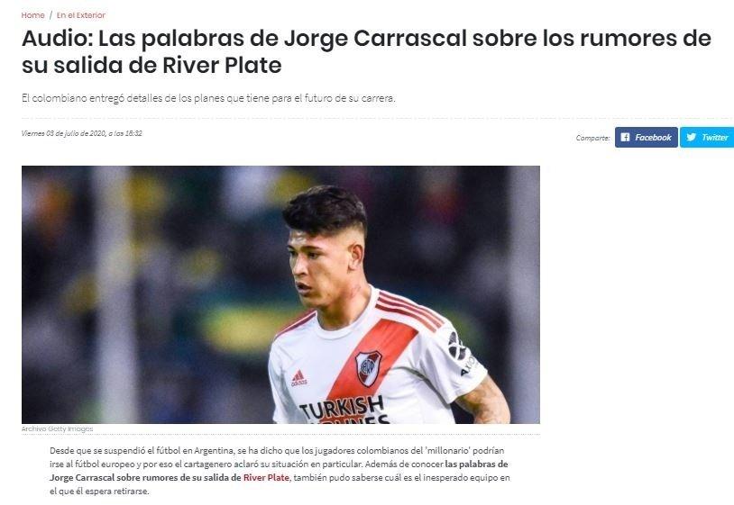 """besiktasin gozdesi carrascaldan transfer sozleri menajerim 1593845358568 - Beşiktaş'ın gözdesi Carrascal'dan transfer sözleri! """"Menajerim..."""""""