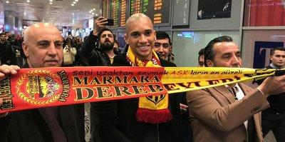 Doria, İstanbul'a geldi