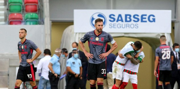 Maritimo 2-0 Benfica | MAÇ SONUCU
