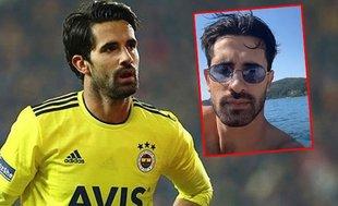 Fenerbahçe'de kadro dışı kalan Alper Potuk'un boğaz keyfi