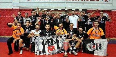 Beşiktaş Mogaz mutlu sona ulaştı