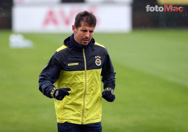 Emre Belözoğlu takım arkadaşını yorumladı: Çok enteresan bir oyuncu