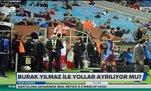 Trabzonspor'da Burak Yılmaz ile yollar ayrılıyor mu?