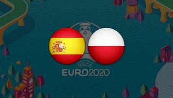 İspanya - Polonya | CANLI