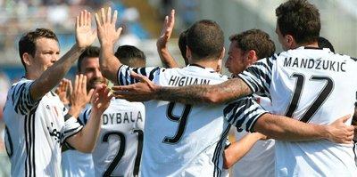 Higuain attı Juventus kazandı