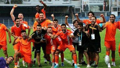 Adanaspor 5-2 Altınordu | MAÇ SONUCU