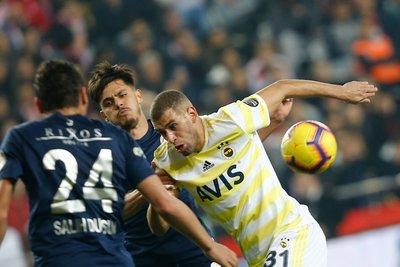 Fenerbahçe maçında tarihi an! Rekor kırdı...
