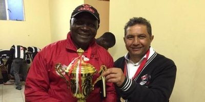 Denizlili teknik direktör Zimbabve'de başarıyı yakaladı
