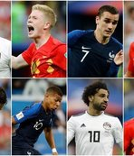 FIFA announce Best Men's Player nominee list for 2018