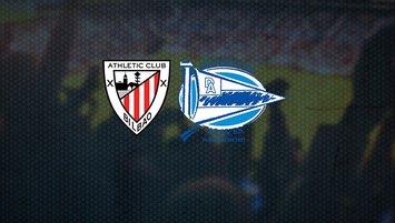 Athletic Bilbao-Alaves maçı ne zaman?
