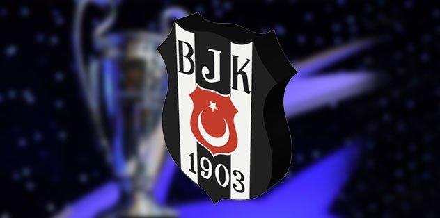Beşiktaş'ın Şampiyonlar Ligi'ndeki rakibi belli oldu! - Futbol -