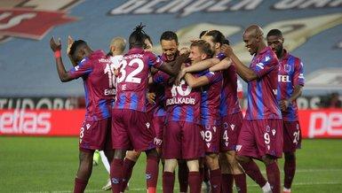Son dakika spor haberi: Trabzonspor Avrupa biletini kaptı