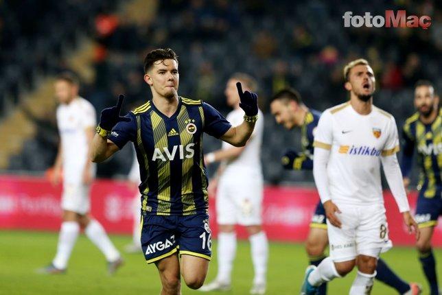 Fenerbahçe'nin genç yıldızı paylaşılamıyor! Ferdi Kadıoğlu için scout yolladılar