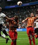 Beşiktaş ilk kez gol yemedi