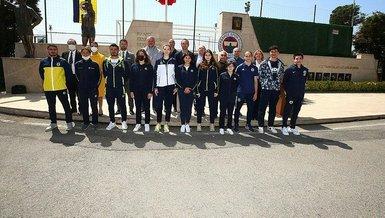 Fenerbahçe'de 114. yıl törenle kutlandı