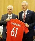 TFF'den Türkiye-Rusya maçı öncesi yemek
