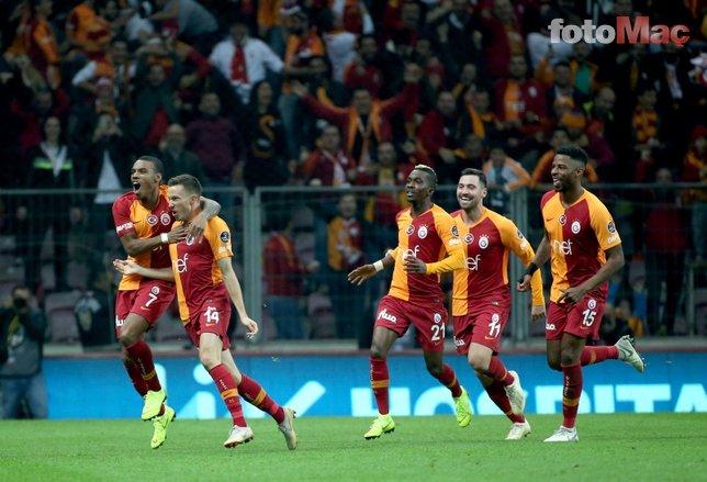 Fenerbahçe - Galatasaray derbisinin 11'leri netleşiyor!