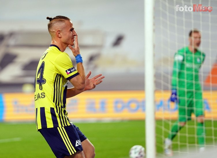 Son dakika Fenerbahçe transfer haberleri: Napoli Dimitris Pelkas'a talip oldu!