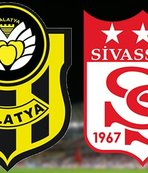 Yeni Malatyaspor - Demir Grup Sivasspor   CANLI