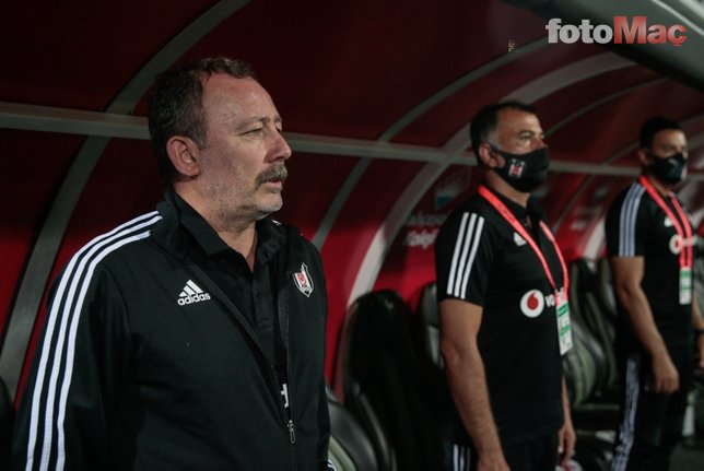 Sergen Yalçın'dan Ahmet Nur Çebi'ye: Gözünün yaşına bakma!