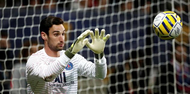 Paris Saint-Germain İspanyol kaleci Sergio Rico'nun tapusunu aldı - Fransa Ligue 1 -