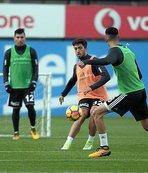 Beşiktaş, yarın hazırlık maçı yapacak
