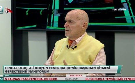 """""""Ali Koç'un Fenerbahçe'nin başından gitmesi gerektiğine inanıyorum"""""""