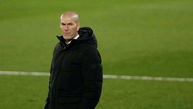 Real Madrid'den ayrılacak mı? Zinedine Zidane'dan istifa açıklaması!