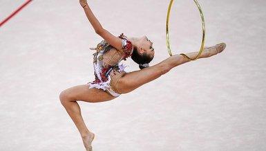 Son dakika spor haberi: Ritmik Cimnastik Dünya Kupası Azerbaycan'da