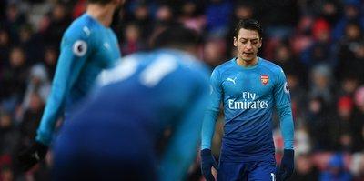 Arsenal'den Mesut Özil için son teklif