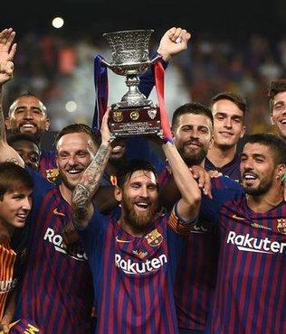 İspanya Süper Kupası 120 milyon euro karşılığında Suudi Arabistan'da!