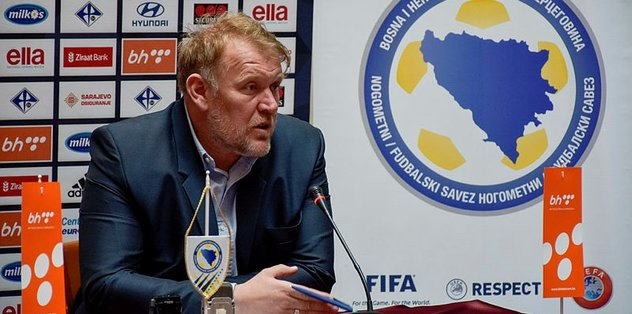 Süper Lig'deki Bosna Hersekli dört futbolcuya milli davet