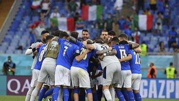 Grup maçları sonunda en iyi savunma İtalya'nın!