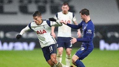 Tottenham - Chelsea: 0-1 (MAÇ SONUCU - ÖZET)