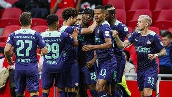 Hollanda Süper Kupası PSV'nin!
