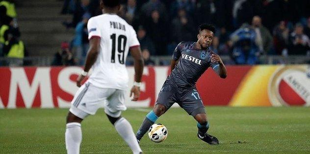 Trabzonspor release Nigerian midfielder Onazi