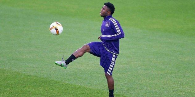 Konyaspor'a Nijeryalı golcü