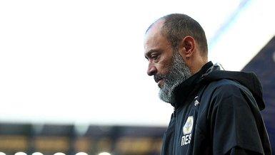 Tottenham name Nuno Espirito Santo as new boss
