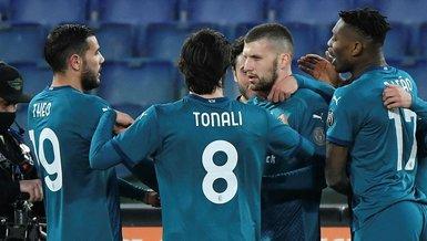 Roma - Milan: 1-2 (MAÇ SONUCU - ÖZET)
